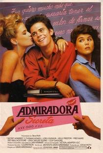 Assistir Admiradora Secreta Online Grátis Dublado Legendado (Full HD, 720p, 1080p)   David Greenwalt   1985