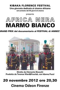 Assistir África Negra Mármore Branco Online Grátis Dublado Legendado (Full HD, 720p, 1080p) | Clemente Bicocchi | 2012