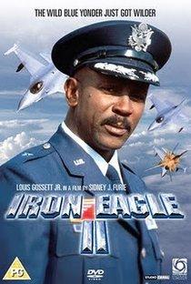 Assistir Águia de Aço 2 Online Grátis Dublado Legendado (Full HD, 720p, 1080p)   Sidney J. Furie   1988