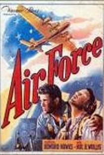 Assistir Águias Americanas Online Grátis Dublado Legendado (Full HD, 720p, 1080p) | Howard Hawks | 1943