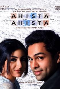 Assistir Ahista Ahista Online Grátis Dublado Legendado (Full HD, 720p, 1080p) | Shivam Nair | 2006