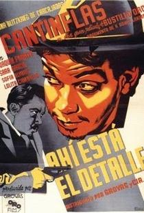 Assistir Aí está o detalhe / Aí é que Está a Coisa Online Grátis Dublado Legendado (Full HD, 720p, 1080p)   Juan Bustillo Oro   1940