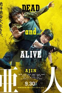 Assistir Ajin: Demi-Humano Online Grátis Dublado Legendado (Full HD, 720p, 1080p) | Motohiro Katsuyuki | 2017
