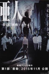 Assistir Ajin Part 1: Shoudou Online Grátis Dublado Legendado (Full HD, 720p, 1080p) | Hiroaki Ando