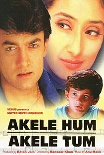 Assistir Akele Hum Akele Tum Online Grátis Dublado Legendado (Full HD, 720p, 1080p) | Mansoor Khan (I) | 1995