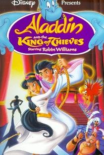 Assistir Aladdin e os 40 Ladrões Online Grátis Dublado Legendado (Full HD, 720p, 1080p) | Tad Stones | 1996