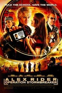 Assistir Alex Rider Contra o Tempo Online Grátis Dublado Legendado (Full HD, 720p, 1080p) | Geoffrey Sax | 2006