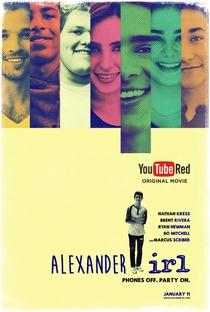 Assistir Alexander IRL Online Grátis Dublado Legendado (Full HD, 720p, 1080p) | K. Asher Levin | 2017