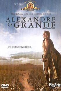 Assistir Alexandre o Grande Online Grátis Dublado Legendado (Full HD, 720p, 1080p) | Robert Rossen | 1956