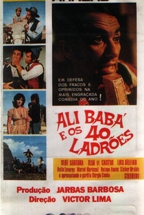 Assistir Ali Babá e os 40 Ladrões Online Grátis Dublado Legendado (Full HD, 720p, 1080p) | Victor Lima | 1972