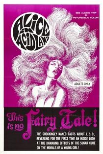 Assistir Alice na Terra dos Acidos Online Grátis Dublado Legendado (Full HD, 720p, 1080p)   Donn Greer   1968