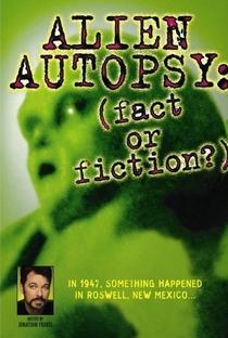 Assistir Alien Autopsy: (Fact or Fiction?) Online Grátis Dublado Legendado (Full HD, 720p, 1080p) | Tom McGough | 1995