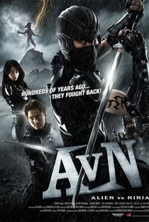 Assistir Alien vs. Ninja Online Grátis Dublado Legendado (Full HD, 720p, 1080p)   Seiji Shiba   2010