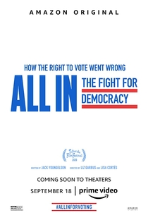 Assistir All In: The Fight for Democracy Online Grátis Dublado Legendado (Full HD, 720p, 1080p) | Lisa Cortes