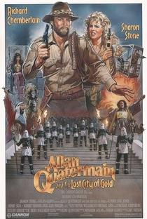 Assistir Allan Quatermain e a Cidade do Ouro Perdido Online Grátis Dublado Legendado (Full HD, 720p, 1080p) | Gary Nelson | 1986
