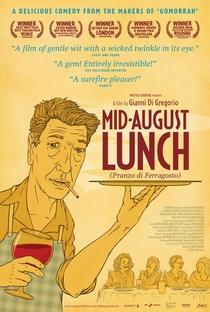 Assistir Almoço em Agosto Online Grátis Dublado Legendado (Full HD, 720p, 1080p)   Gianni Di Gregorio   2008