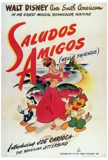 Assistir Alô Amigos Online Grátis Dublado Legendado (Full HD, 720p, 1080p) | Bill Roberts