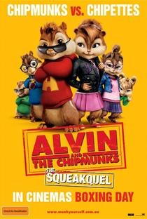 Assistir Alvin e os Esquilos 2 Online Grátis Dublado Legendado (Full HD, 720p, 1080p) | Betty Thomas | 2009