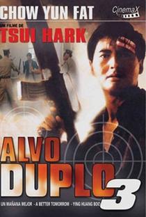 Assistir Alvo Duplo 3 Online Grátis Dublado Legendado (Full HD, 720p, 1080p) | Hark Tsui | 1989