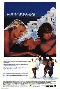Assistir Amantes de Verão Online Grátis Dublado Legendado (Full HD, 720p, 1080p) | Randal Kleiser | 1982