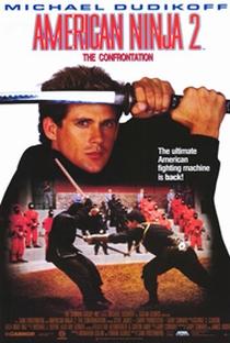 Assistir American Ninja 2: A Volta do Guerreiro Americano Online Grátis Dublado Legendado (Full HD, 720p, 1080p) | Sam Firstenberg | 1987