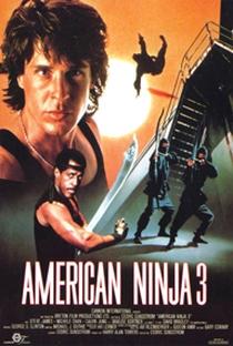 Assistir American Ninja 3: O Dragão Americano Online Grátis Dublado Legendado (Full HD, 720p, 1080p)   Cedric Sundstrom   1989