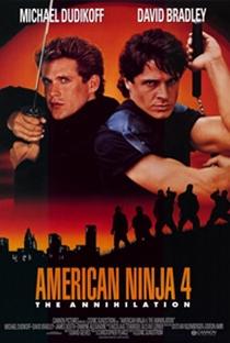 Assistir American Ninja 4: O Grande Kickboxer Americano Online Grátis Dublado Legendado (Full HD, 720p, 1080p) | Cedric Sundstrom | 1991