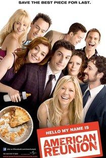 Assistir American Pie: O Reencontro Online Grátis Dublado Legendado (Full HD, 720p, 1080p) | Hayden Schlossberg