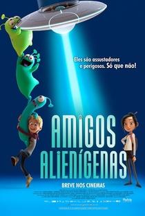 Assistir Amigos Alienígenas Online Grátis Dublado Legendado (Full HD, 720p, 1080p) | Christoph Lauenstein | 2018