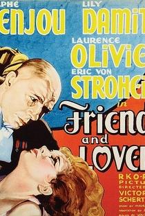 Assistir Amigos e Amantes Online Grátis Dublado Legendado (Full HD, 720p, 1080p) | Victor Schertzinger | 1931