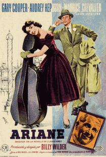 Assistir Amor na Tarde Online Grátis Dublado Legendado (Full HD, 720p, 1080p) | Billy Wilder | 1957