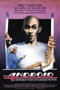 Assistir Android - Muito mais que Humano Online Grátis Dublado Legendado (Full HD, 720p, 1080p)   Aaron Lipstadt   1983