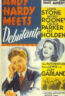 Assistir Andy Hardy e a Grã-Fina Online Grátis Dublado Legendado (Full HD, 720p, 1080p) | George B. Seitz | 1940