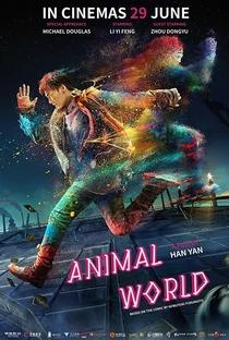 Assistir Animal World Online Grátis Dublado Legendado (Full HD, 720p, 1080p) | Yan Han (I) | 2018