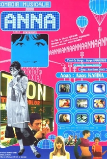 Assistir Anna Online Grátis Dublado Legendado (Full HD, 720p, 1080p) | Pierre Koralnik | 1967