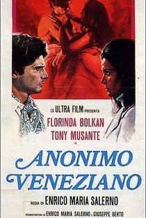 Assistir Anônimo Veneziano Online Grátis Dublado Legendado (Full HD, 720p, 1080p) | Enrico Maria Salerno | 1970