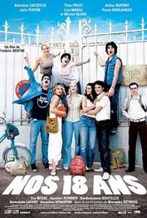 Assistir Aos 18 anos Online Grátis Dublado Legendado (Full HD, 720p, 1080p)   Frédéric Berthe   2008