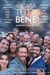 Assistir Aqui Em Casa Tudo Bem Online Grátis Dublado Legendado (Full HD, 720p, 1080p) | Gabriele Muccino | 2018