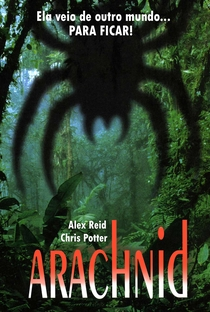Assistir Arachnid Online Grátis Dublado Legendado (Full HD, 720p, 1080p) | Jack Sholder | 2001