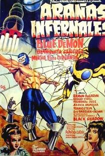 Assistir Aranhas Infernais Online Grátis Dublado Legendado (Full HD, 720p, 1080p)   Federico Curiel   1968