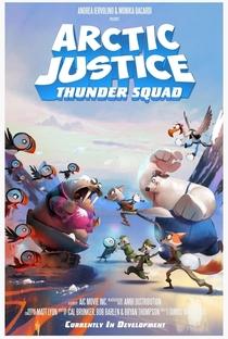 Assistir Arctic Justice: Thunder Squad Online Grátis Dublado Legendado (Full HD, 720p, 1080p) | Dimos Vrysellas | 2019