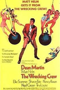 Assistir Arma Secreta contra Matt Helm Online Grátis Dublado Legendado (Full HD, 720p, 1080p) | Phil Karlson | 1969