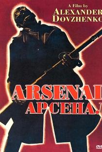 Assistir Arsenal Online Grátis Dublado Legendado (Full HD, 720p, 1080p) | Aleksandr Dovjenko | 1929
