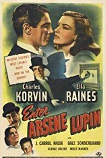 Assistir Arsene Lupin Online Grátis Dublado Legendado (Full HD, 720p, 1080p) | Ford Beebe | 1944