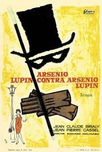 Assistir Arsene Lupin Contra Arsene Lupin Online Grátis Dublado Legendado (Full HD, 720p, 1080p) | Édouard Molinaro | 1962