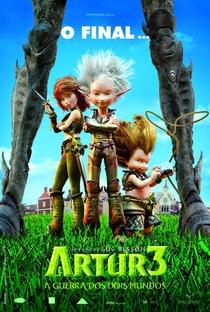 Assistir Arthur e a Guerra dos Dois Mundos Online Grátis Dublado Legendado (Full HD, 720p, 1080p) | Luc Besson | 2010