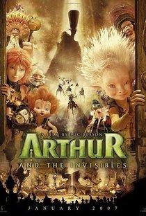 Assistir Arthur e os Minimoys Online Grátis Dublado Legendado (Full HD, 720p, 1080p) | Luc Besson | 2006