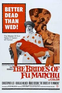 Assistir As 13 Noivas de Fu Manchu Online Grátis Dublado Legendado (Full HD, 720p, 1080p) | Don Sharp | 1966