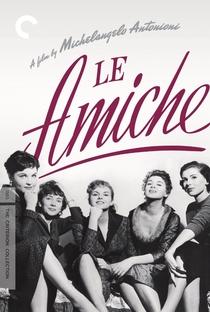 Assistir As Amigas Online Grátis Dublado Legendado (Full HD, 720p, 1080p) | Michelangelo Antonioni | 1955