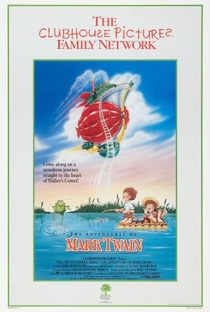 Assistir As Aventuras de Mark Twain Online Grátis Dublado Legendado (Full HD, 720p, 1080p) | Will Vinton | 1986
